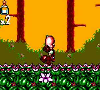 Chuck Rock II - Son of Chuck (Game Gear) - 34