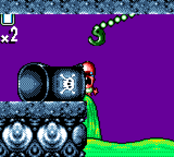 Chuck Rock II - Son of Chuck (Game Gear) - 39