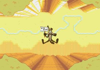 Desert Demolition Starring Road Runner and Wile E Coyote (Genesis) - 38