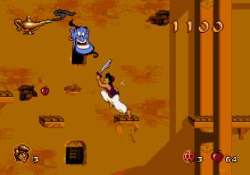 Disney's Aladdin Genesis - 08