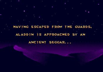 Disney's Aladdin Genesis - 10