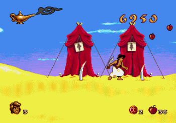 Disney's Aladdin Genesis - 13