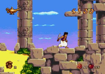 Disney's Aladdin Genesis - 15