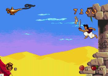 Disney's Aladdin Genesis - 17