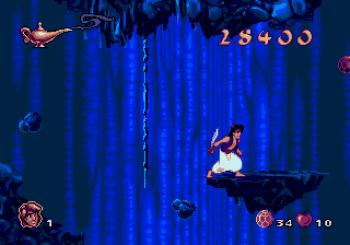 Disney's Aladdin Genesis - 31