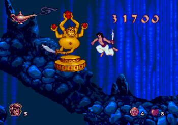 Disney's Aladdin Genesis - 35