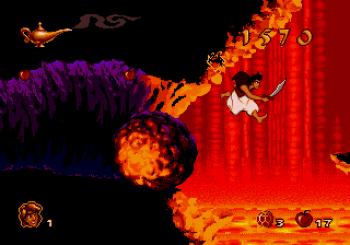 Disney's Aladdin Genesis - 38