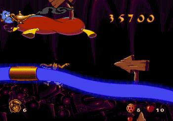 Disney's Aladdin Genesis - 46