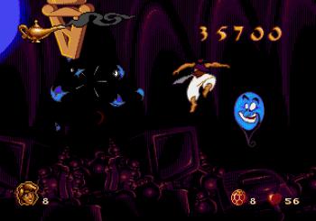 Disney's Aladdin Genesis - 48