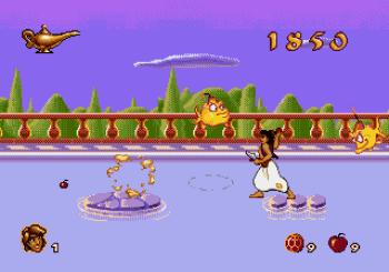 Disney's Aladdin Genesis - 53