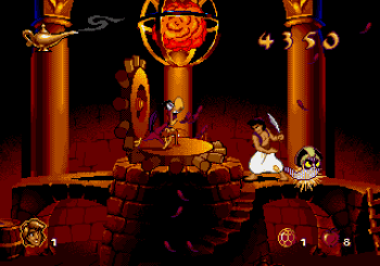 Disney's Aladdin Genesis - 55