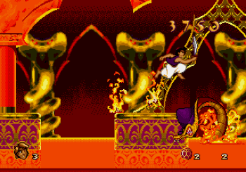 Disney's Aladdin Genesis - 63