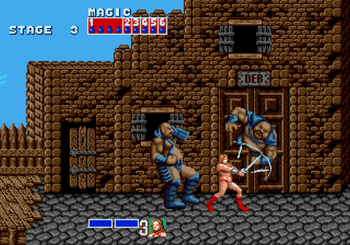 Golden Axe (Genesis) - 11