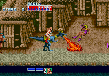 Golden Axe (Genesis) - 15