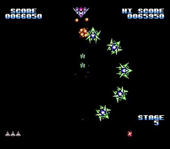 Gyruss (NES) - 10