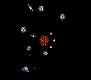 Gyruss (NES) - 52