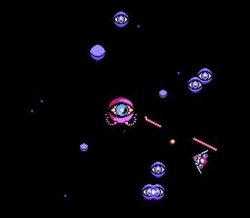 Gyruss (NES) - 63