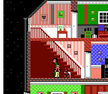 Home Alone NES - 05
