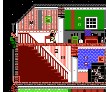 Home Alone NES - 06