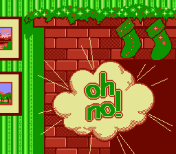 Home Alone NES - 08