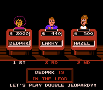Jeopardy! Junior Edition (NES) - 10
