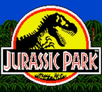 Jurassic Park (Game Gear) - 01