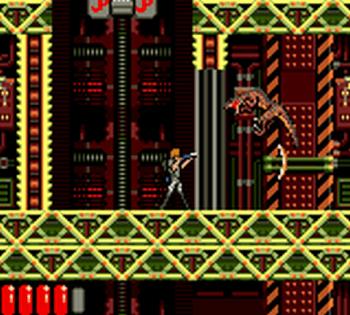 Jurassic Park (Game Gear) - 15