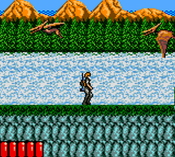 Jurassic Park (Game Gear) - 28