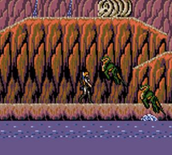 Jurassic Park (Game Gear) - 37