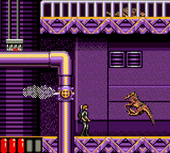 Jurassic Park (Game Gear) - 38