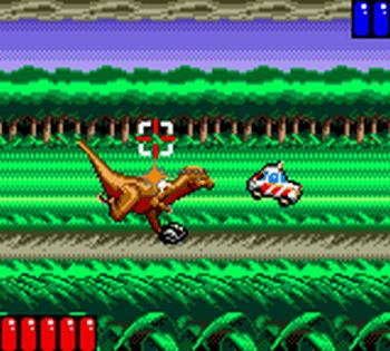 Jurassic Park (Game Gear) - 45
