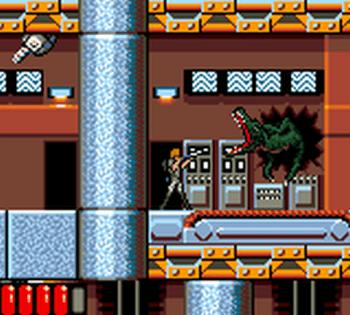 Jurassic Park (Game Gear) - 61