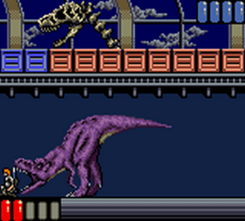 Jurassic Park (Game Gear) - 63