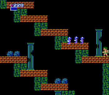 Kid Icarus (NES) - 10