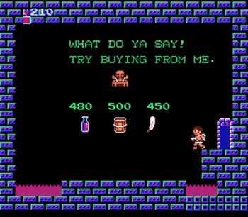 Kid Icarus (NES) - 12