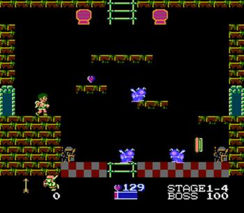 Kid Icarus (NES) - 30