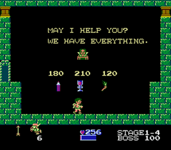 Kid Icarus (NES) - 31