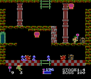 Kid Icarus (NES) - 36