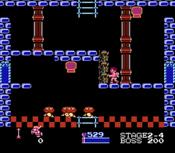 Kid Icarus (NES) - 55