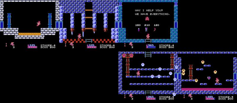Kid Icarus (NES) - 56