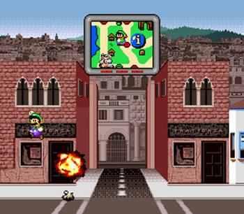 Mario Is Missing! (SNES) - 08