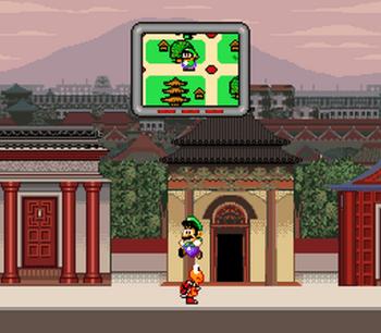Mario Is Missing! (SNES) - 14