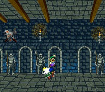 Mario Is Missing! (SNES) - 23