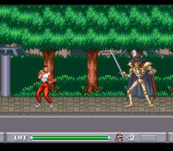 Mighty Morphin Power Rangers (SNES) - 06