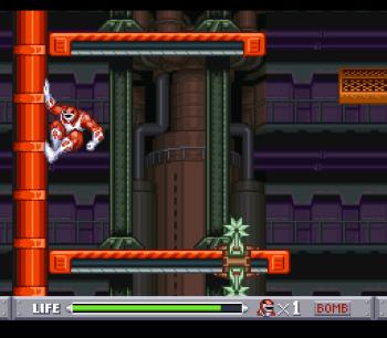Mighty Morphin Power Rangers (SNES) - 23