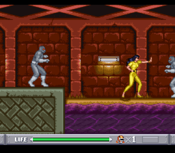 Mighty Morphin Power Rangers (SNES) - 28