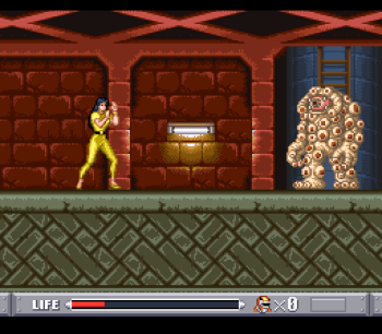 Mighty Morphin Power Rangers (SNES) - 30