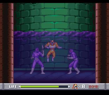 Mighty Morphin Power Rangers (SNES) - 34