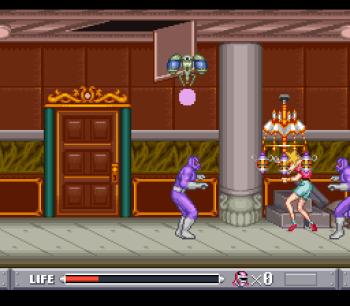 Mighty Morphin Power Rangers (SNES) - 41