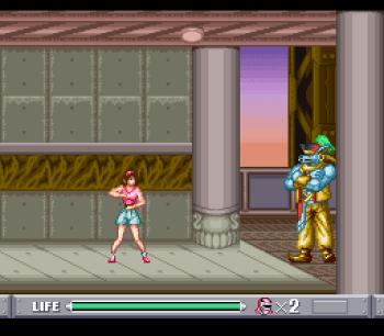 Mighty Morphin Power Rangers (SNES) - 42